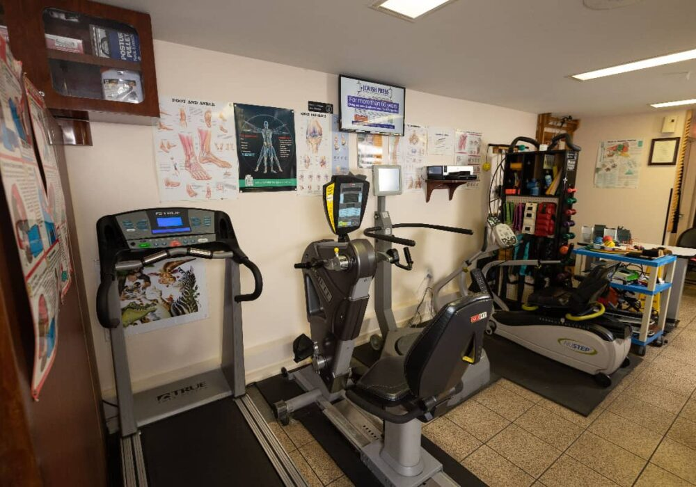 Exercise Room - Physical & Occupational Therapy