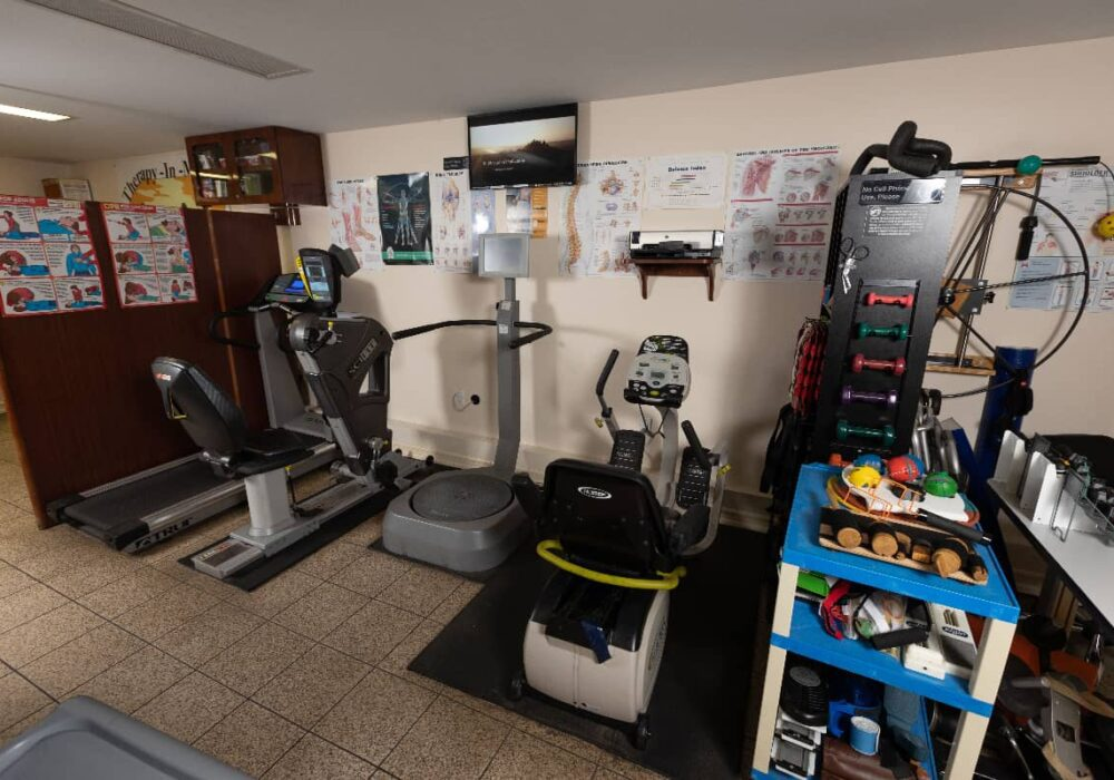 Exercise Room2 - Physical & Occupational Therapy