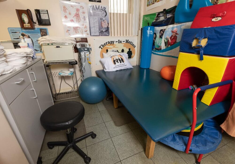 Pediatric Room - Physical & Occupational Therapy